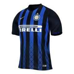 Jersey Inter Home jr 18/19 black blue