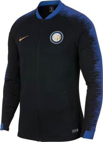 vasta selezione di a8bba ee885 Felpa Inter Anthem Jacket 18/19