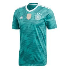 Jersey Germany Away green 2018