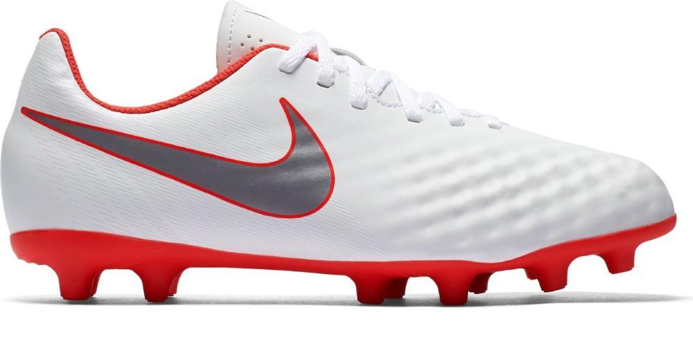 info for 16299 db1b4 Scarpe Calcio Bambino Nike Magista Obra II Club FG Just Do It Pack Nike