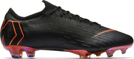 Football boots Nike Mercurial Vapor XII Elite FG black