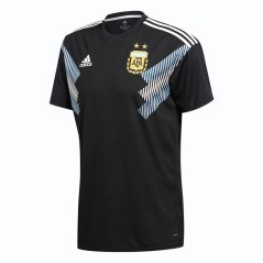 Maglia Argentina Away 2018 fronte 2