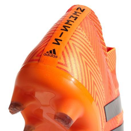 reputable site 5f2fd bd109 Scarpe Calcio Adidas Nemeziz 18.1 FG rosse