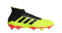 Football boots Adidas Predator 18.1 FG yellow