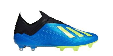Scarpe Calcio Adidas X 18.1 FG blu