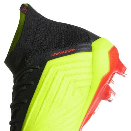 scarpe calcio adidas gialle