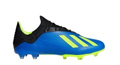 Football boots Adidas X 18.2 FG right