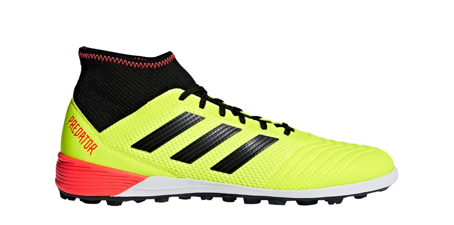 Shoes Soccer Adidas Predator Tango 18.3 TF Energy Mode Pack colore Yellow  Red - Adidas - SportIT.com 35f89411730