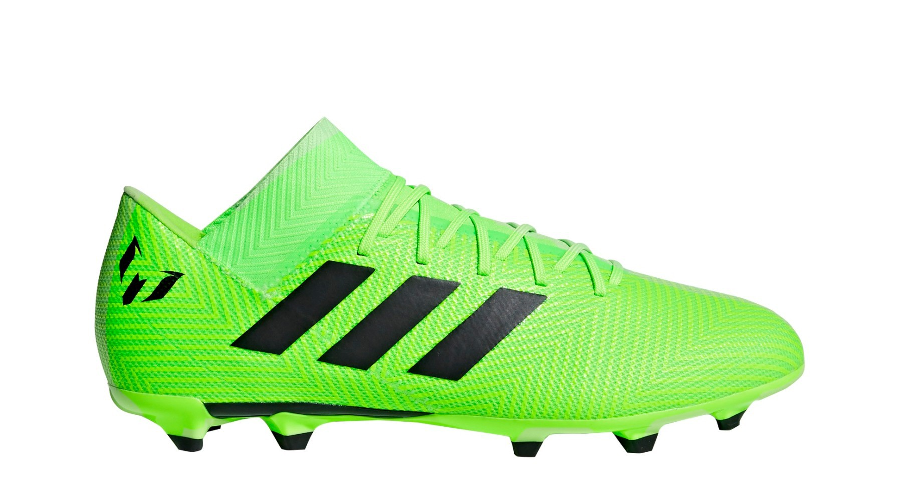 the latest 273a8 c104c Adidas Football boots Nemeziz Messi Edition 18.3 FG Energy Mode Pack colore  Green Black - Adidas - SportIT.com
