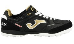 Zapatos de Calcetto Joma Top Flex TF oro negro