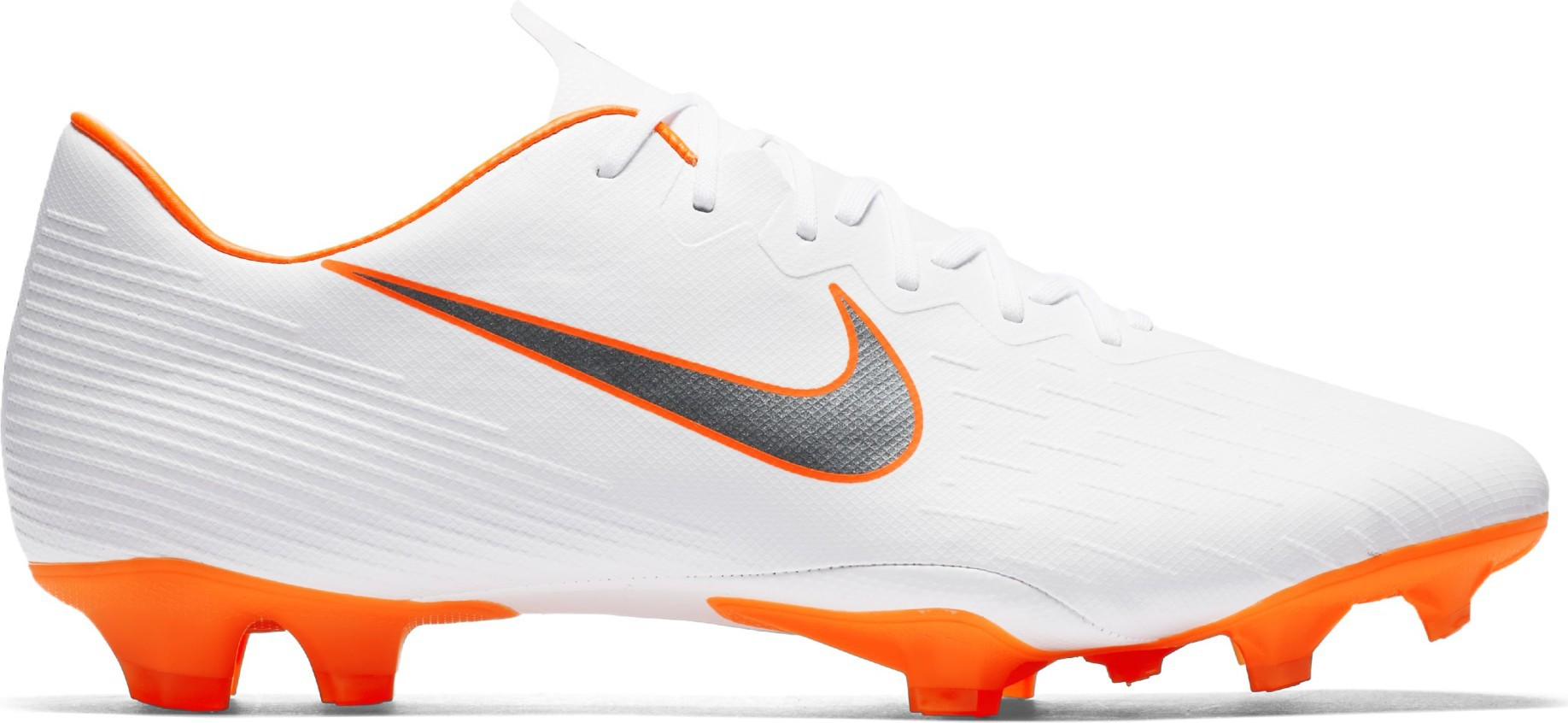 73b10a311 Football boots Nike Mercurial Vapor XII Pro FG Just Do It Pack colore White  Orange - Nike - SportIT.com