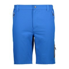 Bermuda Trekking Men Stretch blue