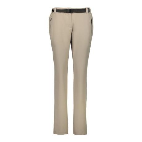 diversamente 67405 ca3a9 Pantaloni Trekking Donna Stretch +6