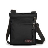 Shoulder bag Rusher black front