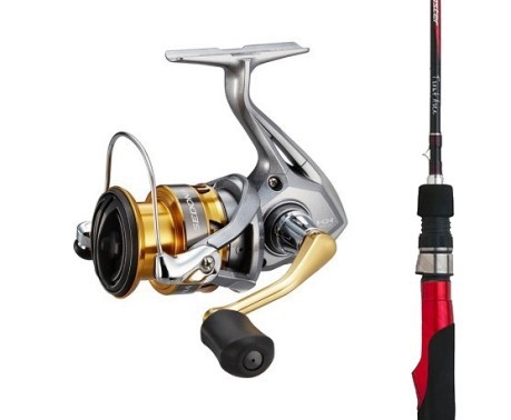 Combo Spinning Forcemaster Trout Area 195SUL