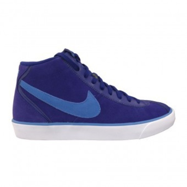 low priced a4be8 14499 Mens Nike Bruin Mid colore Blue Light blue - Nike - SportIT.