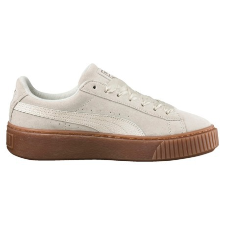 chaussure puma suede platforme