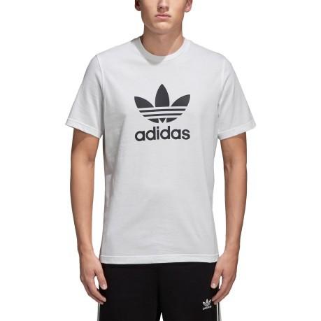 Adidas Originals. Men s T-Shirt Trefoil. Men s T-Shirt Trefoil blue variant  front ccd03c4b93bb