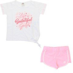 Full Girl T-shirt + Short