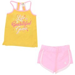 Full Girl Tank Top + Short