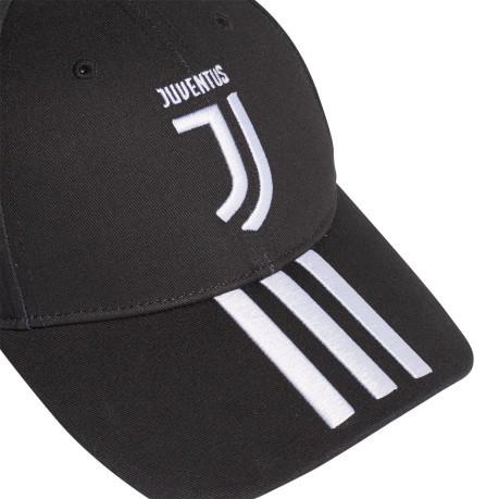 Cappellino Juve 18 19 colore Nero Bianco - Adidas - SportIT.com 7e52944ac2d6