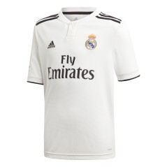 Maglia Real Madrid Home Jr 18/19 fronte