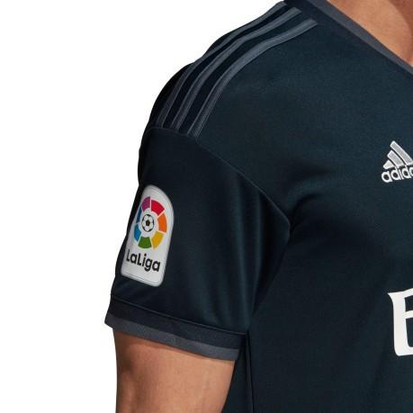 Maglia Real Madrid Away 18/19 fronte