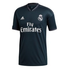 Maglia Real Madrid Away Jr 18/19 fronte
