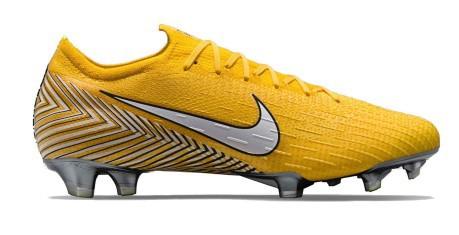 Las botas de fútbol Nike Mercurial Vapor XII Elite FG Neymar colore