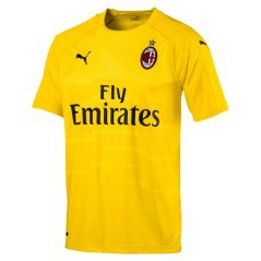 Goalkeeper shirt Milan 18/19 black