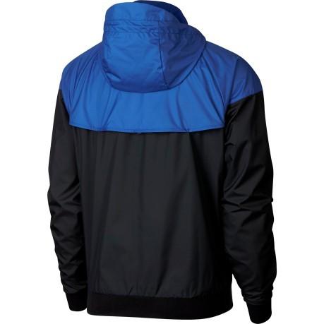 giacca a vento nike inter