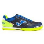 c8878dcd6 Shoes Indoor Football Joma Top Flex colore Light blue Yellow - Joma ...