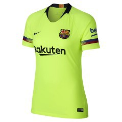 Jersey Barcelona Away Jr 18/19 front