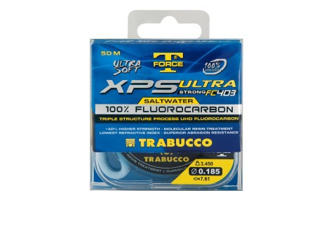 Filo XPS Ultra Strong Saltwater T-Force 0,24 mm
