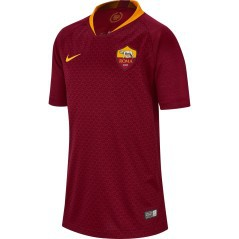 Jersey Roma Home Jr 18/19 front