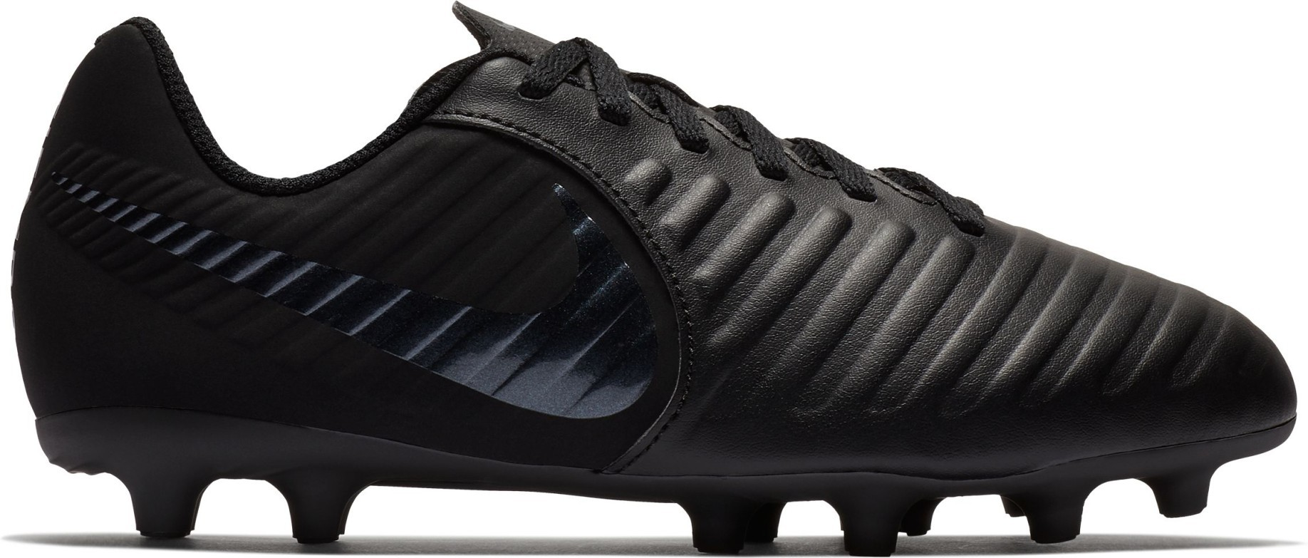 huge discount 6c144 95627 Kids Football boots Nike Tiempo Legend VII Club MG Stealth OPS Pack colore  Black - Nike - SportIT.com