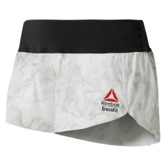 Short Donna Crossfit KNW Stone fronte