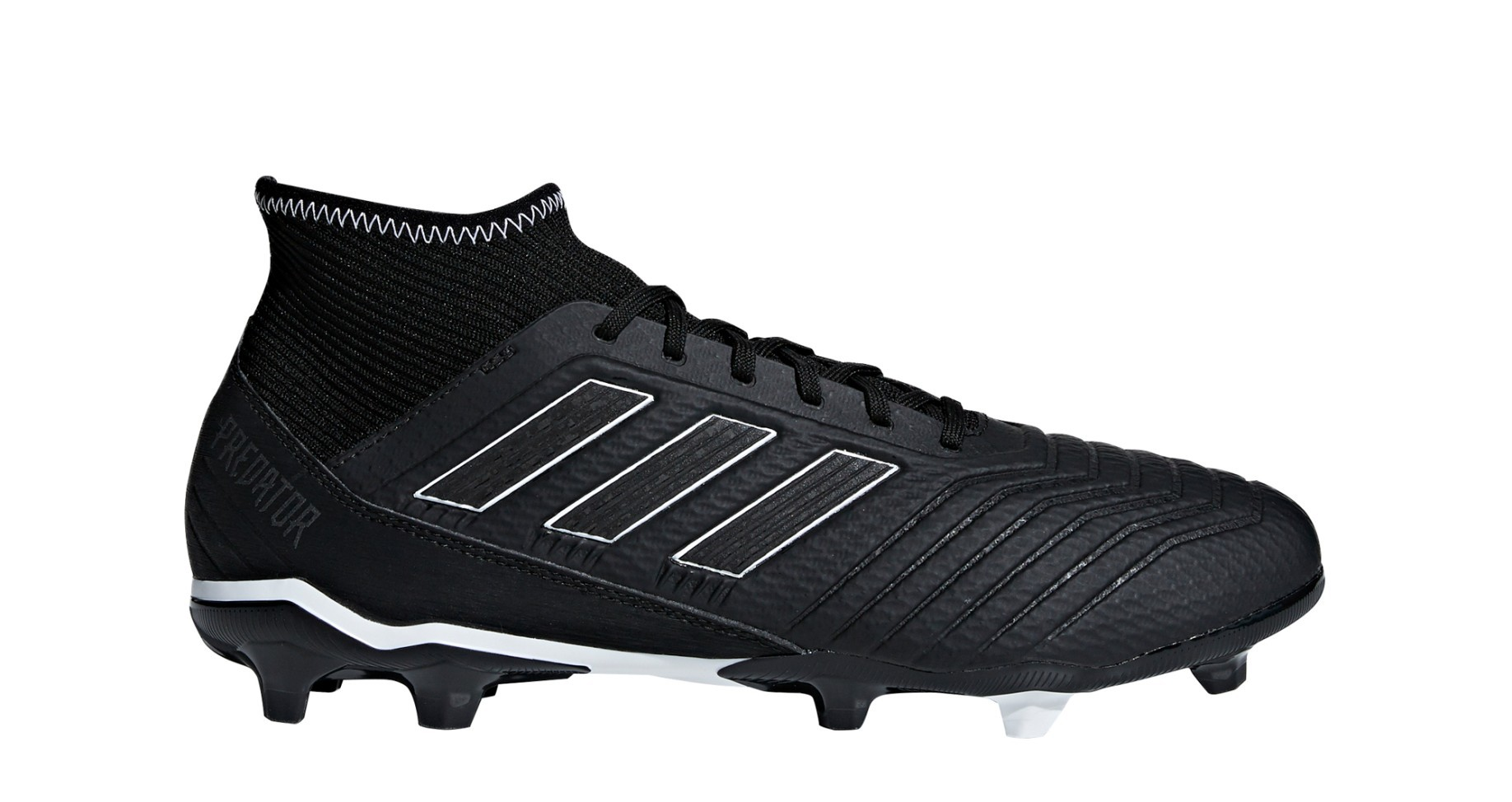 pretty nice 748fa 2d6e4 Football boots Adidas Predator 18.3 FG Shadow Mode Pack colore Black -  Adidas - SportIT.com