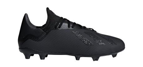 Scarpe Calcio Adidas X 18.3 FG destra