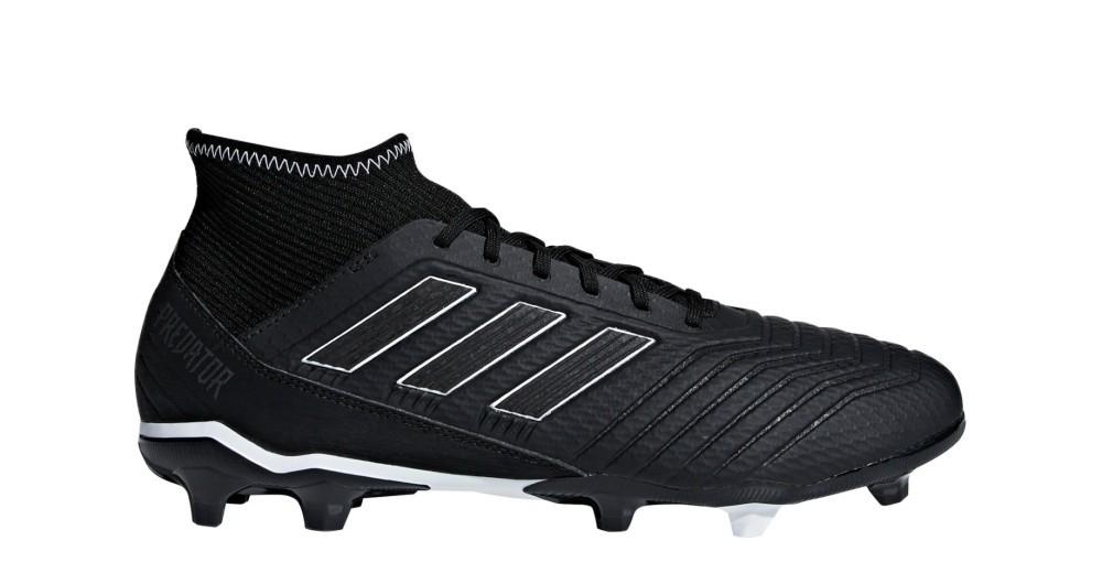 Dettagli su Scarpe Calcio Ragazzo Adidas Predator 18.3 FG Shadow Mode Pack Adidas