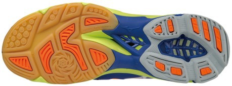 Scarpa Uomo Volley Wave Lightning Z3 Mid lato