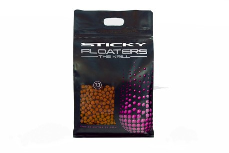 Boilies Floaters The Krill 3mm