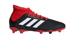 Soccer shoes Boy Adidas Predator 18.1 FG Team Mode Pack right