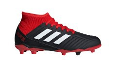 Soccer shoes Boy Adidas Predator 18.3 FG Team Mode Pack right