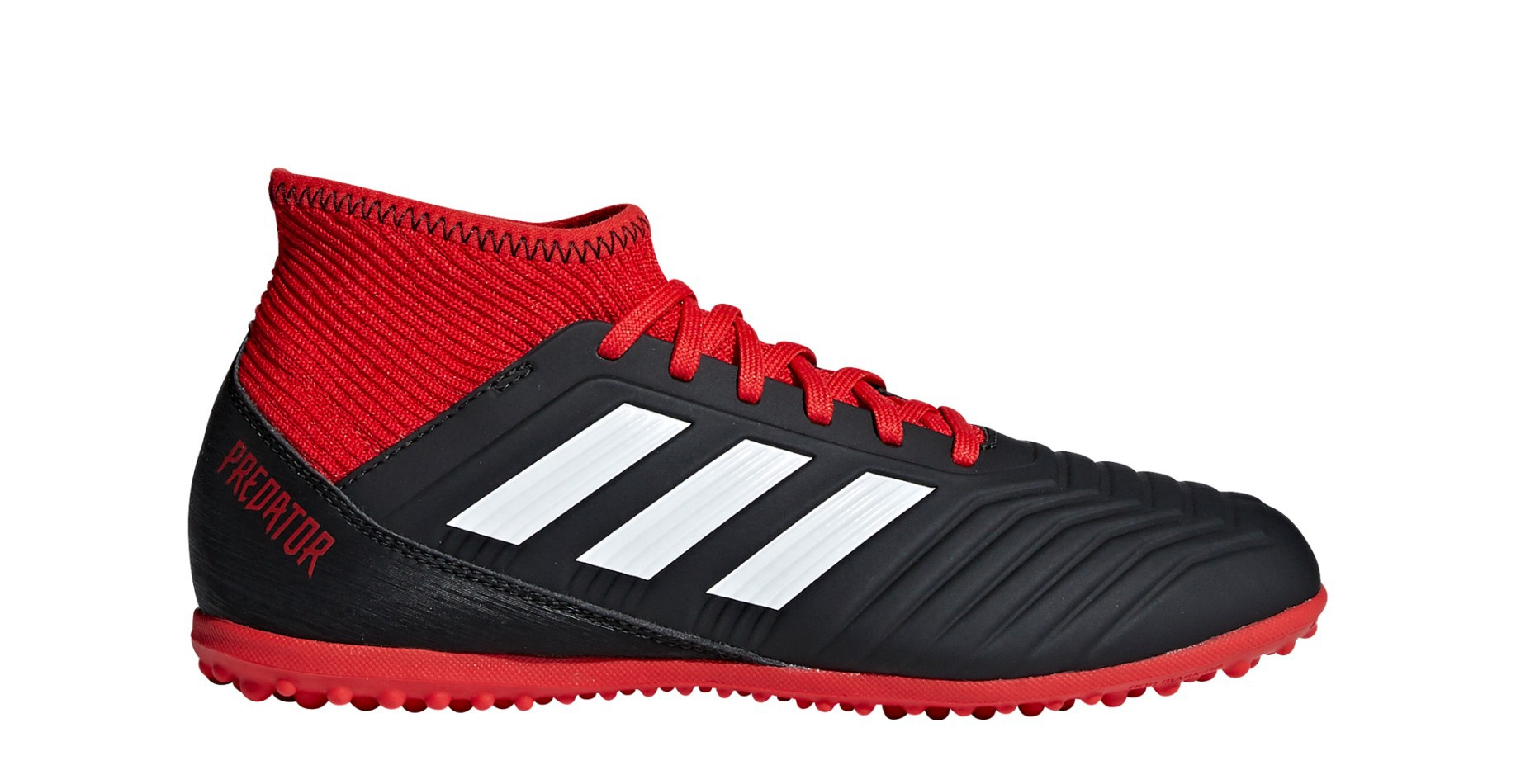 Shoes Soccer Kid Adidas Predator Tango 18.3 TF Team Mode Pack colore Red  Black - Adidas - SportIT.com 29f4388e462