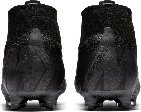 Scarpe Calcio Nike Mercurial Superfly VI Elite FG Stealth OPS Pack destra