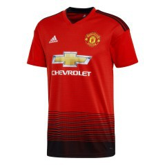 Jersey Manchester United Home 18/19