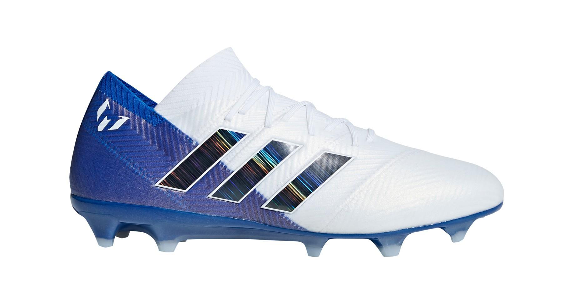 Chaussures de Football Adidas Nemeziz Mettre 18.1 FG Équipe en Mode Pack