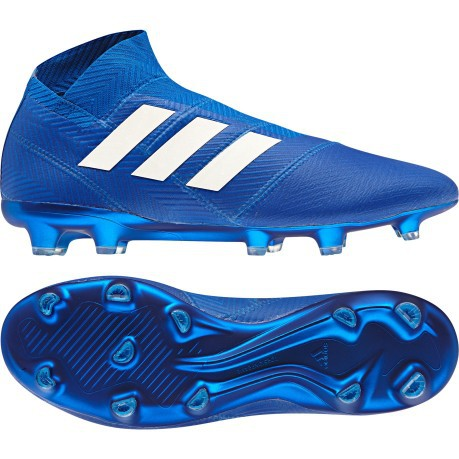 detailed pictures c8120 ab10f Adidas Football boots Nemeziz 18+ FG Team Mode Pack side