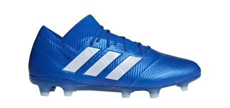 best service c86d0 85ace Calcio Team Azzurro 1 Nemeziz Scarpe Fg Colore Pack Mode Adidas 18 BYnOYRxdq